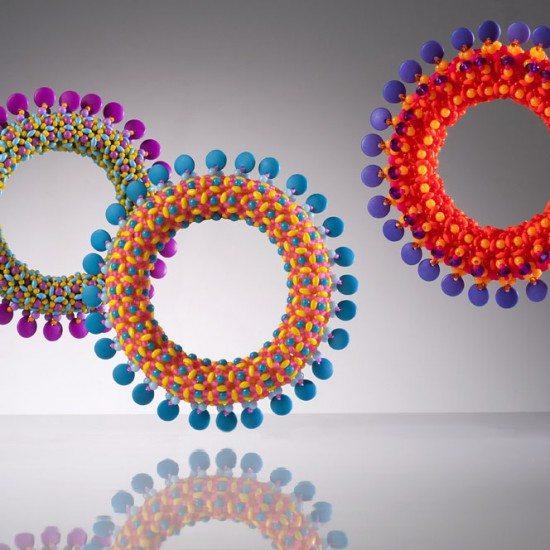 Berlian-Arts-Suzanne-Golden-Fireworks-Bracelets